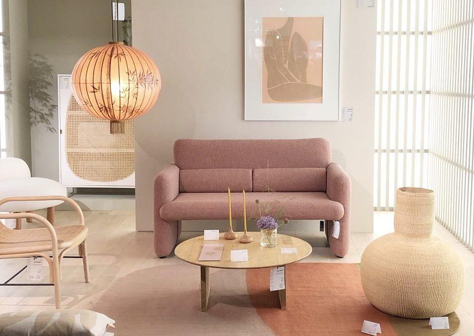 François bernard-mise en scene japonisante salon maison et objet 2019-Mignonnery