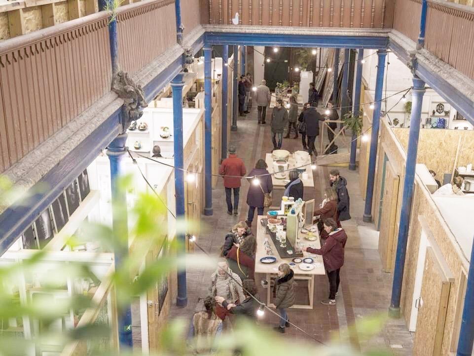 Les ateliers Jouret, Lille - © Les ateliers Jouret Office du tourisme de Roubaix